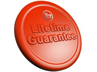 Garantie à vie BT Lifter