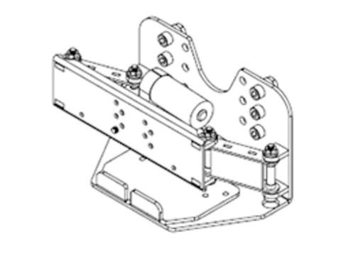 Crochet à verrouillage électrique (option)