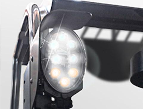 Phares LED