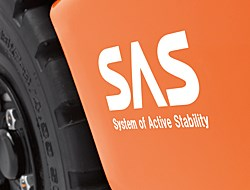 Toyota SAS (System of Active Stability)