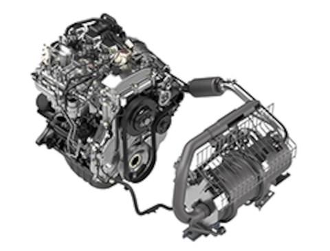 Moteurs industriels Toyota à faible consommation
